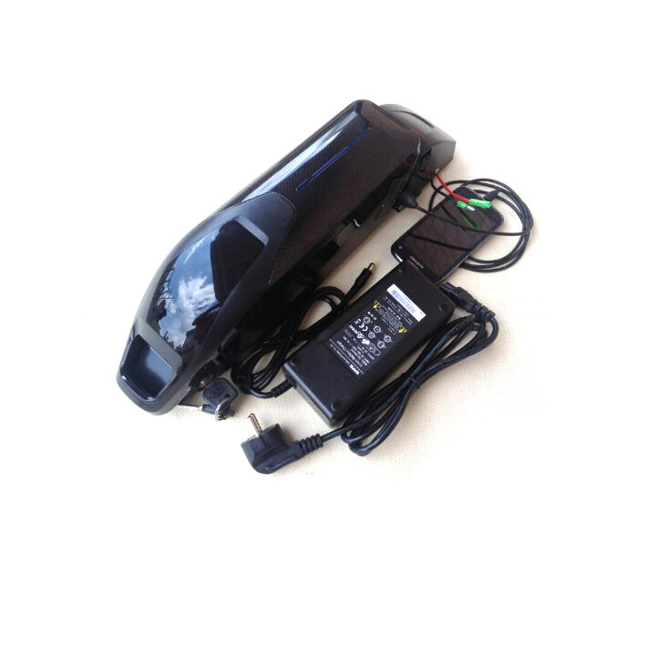 48V11.6Ah Frame Samsung/LG ebike battery pack USB with charger fit Bafang BBS02B 500W 750W motor