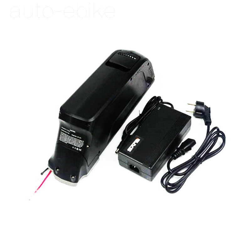 48V 10.4Ah SANYO/LG lithium battery electronic bicycle with Charger and USB output fit 750W bafang motor